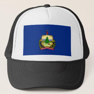 Flag Of Vermont Trucker Hat
