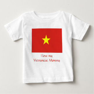 Flag of Vietnam Baby T-Shirt