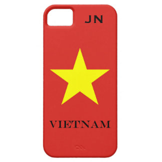 Flag of Vietnam Case For The iPhone 5
