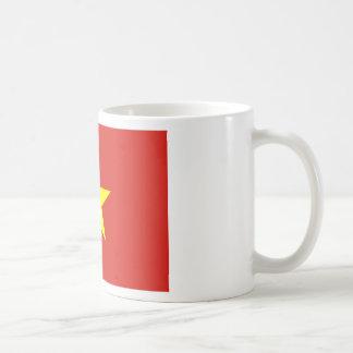 Flag of Vietnam - Quốc kỳ Việt Nam Coffee Mug