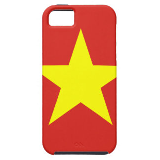 Flag of Vietnam - Quốc kỳ Việt Nam iPhone 5 Covers