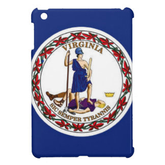 Flag Of Virginia Case For The iPad Mini
