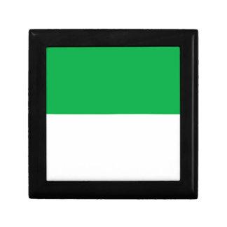 Flag of Vlieland Small Square Gift Box