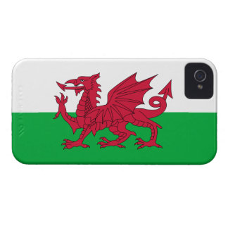 Flag of Wales BlackBerry Bold Case