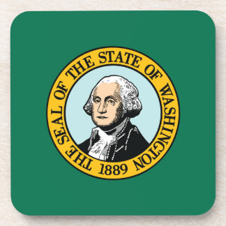 Flag Of Washington Coaster