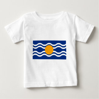 Flag of West Indies Federation Baby T-Shirt