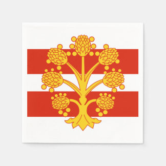 Flag of Westmorland Paper Napkins