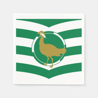 Flag of Wiltshire Paper Napkins