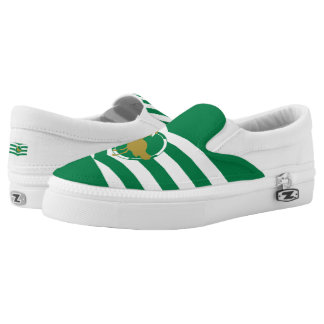 Flag of Wiltshire Slip On Shoes