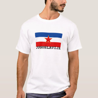 Flag of Yugoslavia (1945-1992) T-Shirt