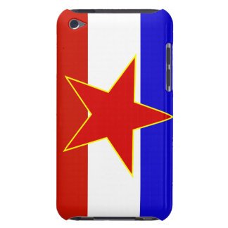 Flag of Yugoslavia Barely There iPod Cases