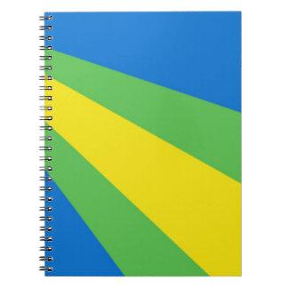 Flag of Zeewolde Notebook