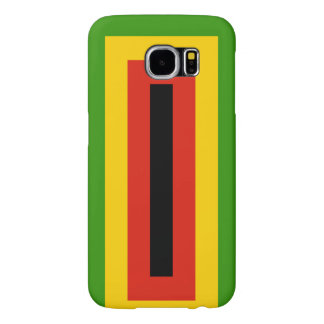 Flag of Zimbabwe African National Union Samsung Galaxy S6 Cases