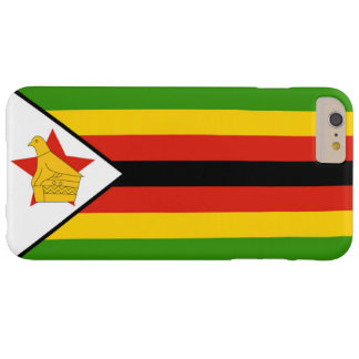 Flag of Zimbabwe Barely There iPhone 6 Plus Case