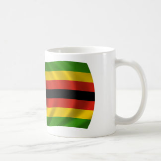 Flag of Zimbabwe Coffee Mug