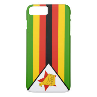 Flag of Zimbabwe iPhone 7 Plus Case