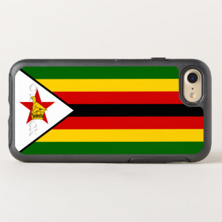 Flag of Zimbabwe OtterBox iPhone Case