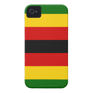 Flag of Zimbabwe - Zimbabwean - Mureza weZimbabwe iPhone 4 Cover