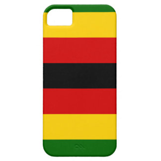 Flag of Zimbabwe - Zimbabwean - Mureza weZimbabwe iPhone 5 Cover