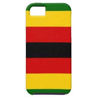 Flag of Zimbabwe - Zimbabwean - Mureza weZimbabwe iPhone 5 Covers