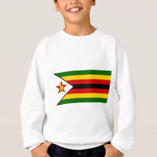 Flag of Zimbabwe - Zimbabwean - Mureza weZimbabwe Sweatshirt