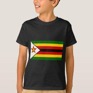 Flag of Zimbabwe - Zimbabwean - Mureza weZimbabwe T-Shirt