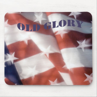 Flag Old Glory mousepad