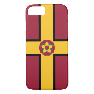 Flag on Northamptonshire iPhone 8/7 Case