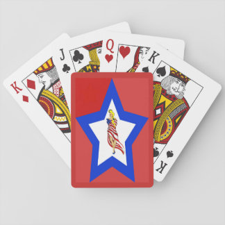 flag plating cards