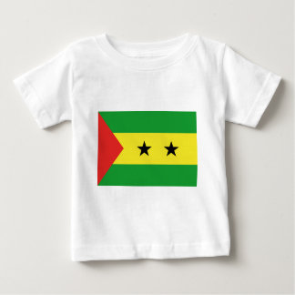 flag_saotomeeprincipe.ai baby T-Shirt