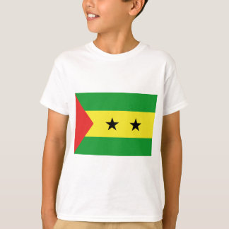 flag_saotomeeprincipe.ai T-Shirt