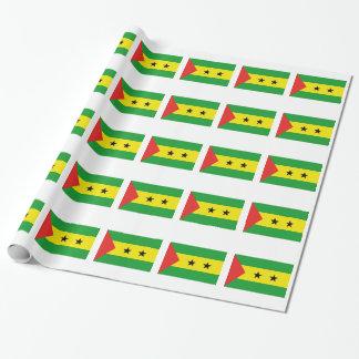 flag_saotomeeprincipe.ai wrapping paper