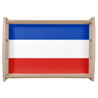 Flag Schleswig-Holstein Serving Tray