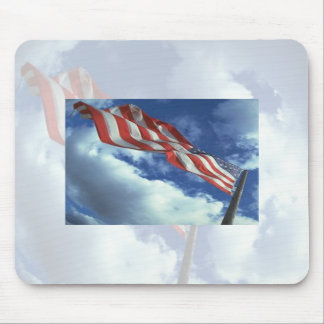 Flag - Stars and Stripes - Old Glory Mouse Pad