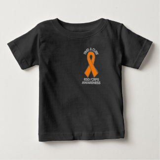 Flag/Uncle...RSD/CRPS Baby T-Shirt