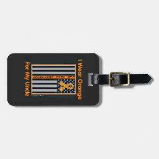 Flag/Uncle...RSD/CRPS Luggage Tag