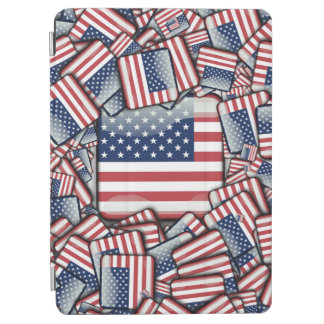 Flag_United_States_by_JAMColors iPad Air Cover