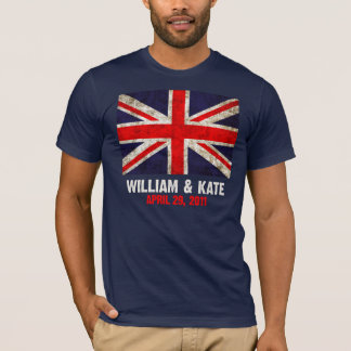 Flag Wedding - dk T-Shirt
