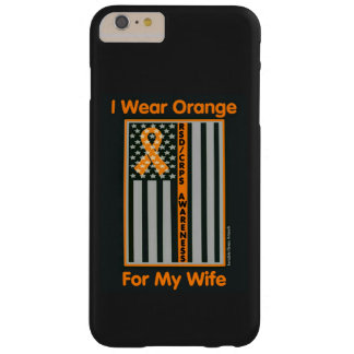 Flag/Wife...RSD/CRPS Barely There iPhone 6 Plus Case
