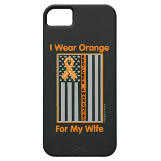 Flag/Wife...RSD/CRPS iPhone 5 Covers