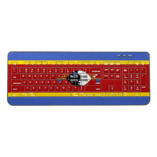 Flag Wireless Keyboard