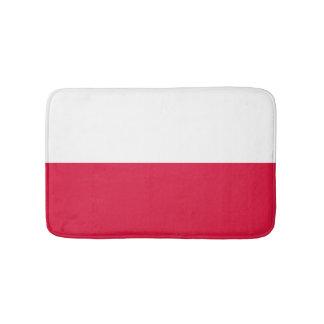 Flaga Polski - Polish Flag Bath Mat