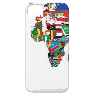 Flagged World - Map of Flags of the World Barely There iPhone 5 Case