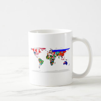 flagged world mugs
