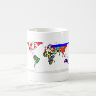 flagged world coffee mugs