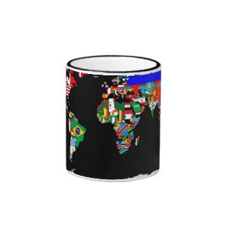 flagged world ring mug
