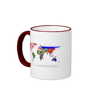 flagged world ringer mug