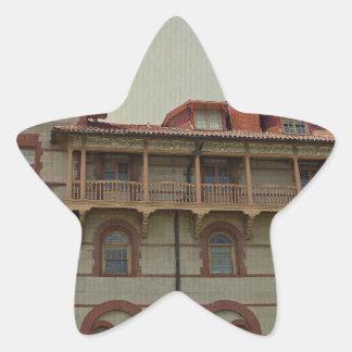 Flagler College 2 Star Sticker