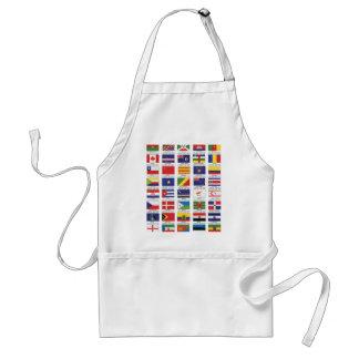 flags2 standard apron