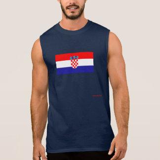 Flags 19 sleeveless shirt